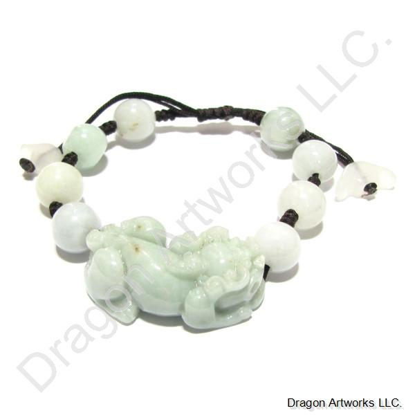 Jade Bracelet of Luminescence