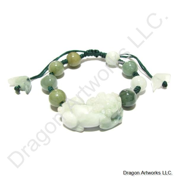 Jade Bracelet for a Leader