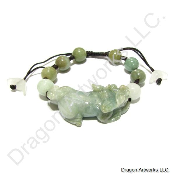 Jade Bracelet of Joy