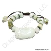 Chinese Jade Bracelet of Protection